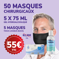 PACK DE PROTECTION INDIVIDUEL